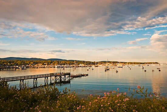 Southwest Harbor, Acadia National Park, Maine by MarkEmmerson
