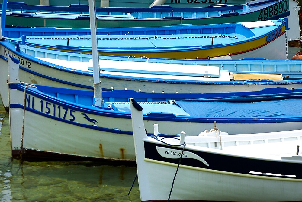 Fishing boats by andyw