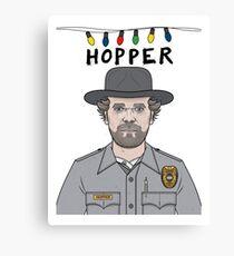 jim hooper Canvas Print