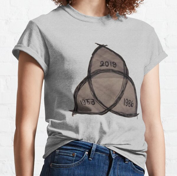 Dark - past present future Classic T-Shirt