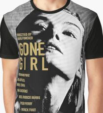 GONE GIRL 4 Graphic T-Shirt