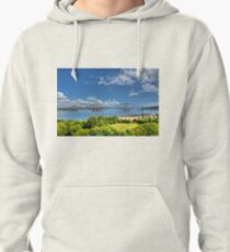Forth Bridge, South Queensferry, Scotland  Pullover Hoodie