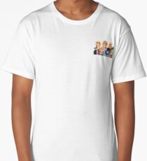 Sticky Fingers - West Way (White) Long T-Shirt