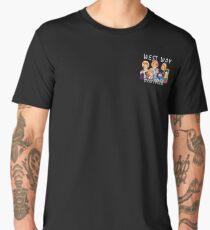 Sticky Fingers - West Way (White) Men's Premium T-Shirt