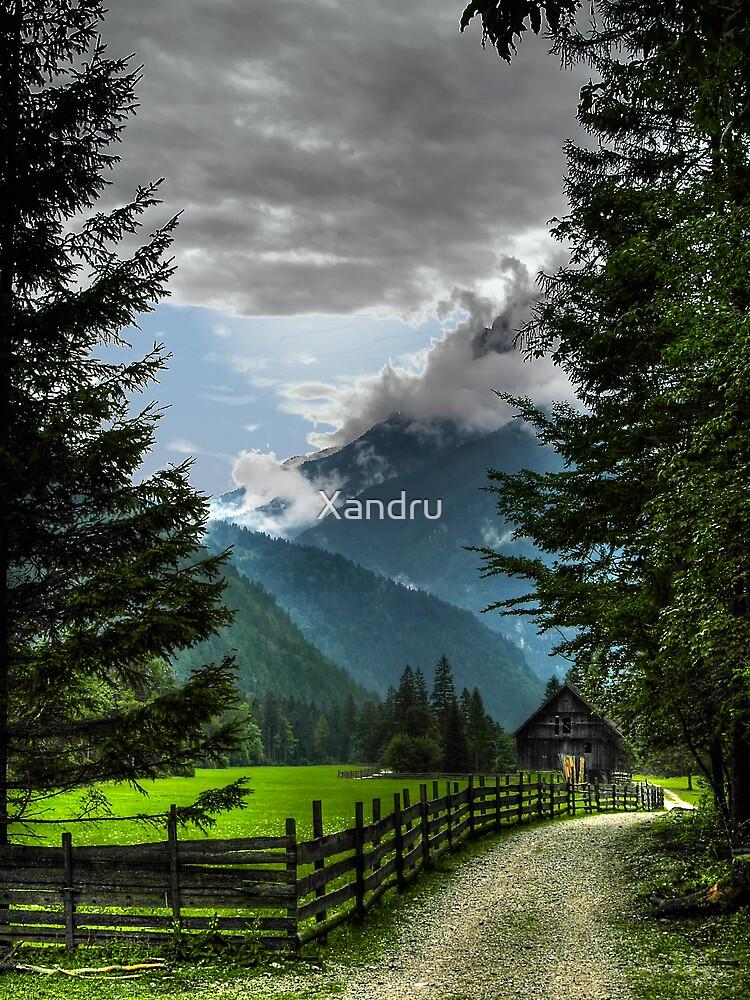 Julian Alps by Xandru