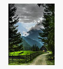 Julian Alps Photographic Print
