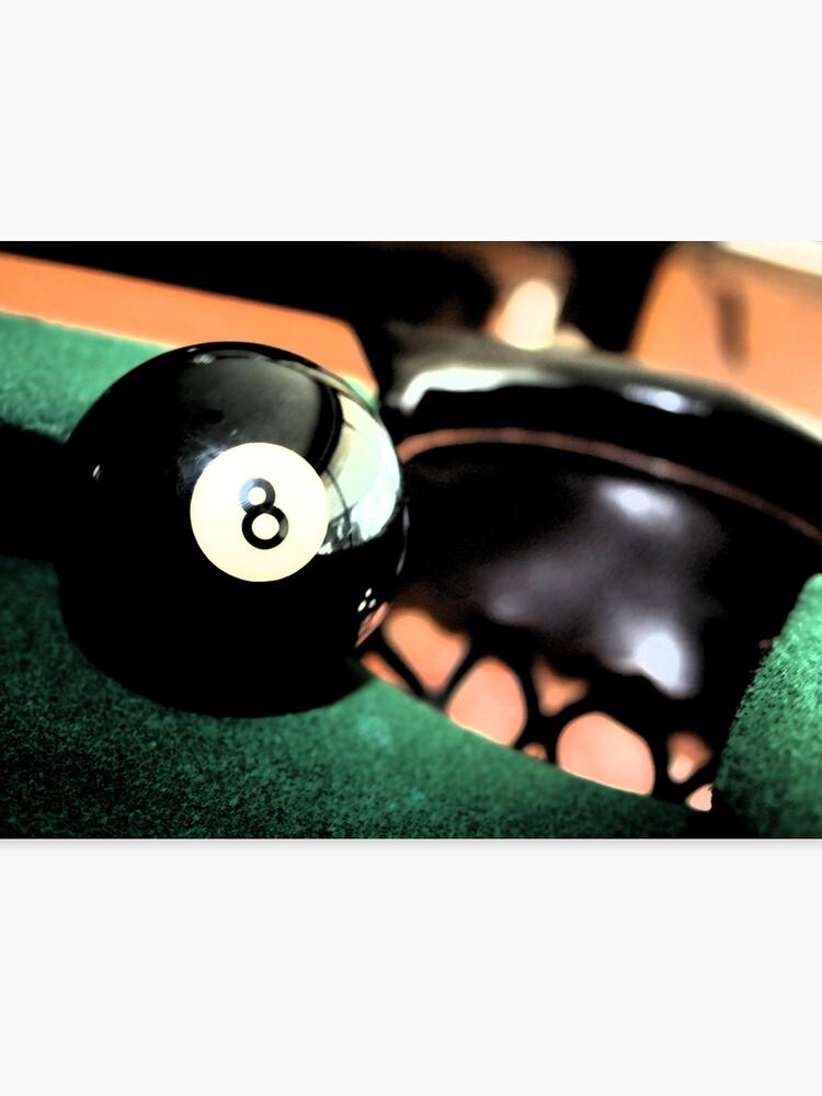 8-Ball, Corner Pocket
