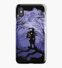 Zelda Majora's Mask Skullkid  iPhone Case