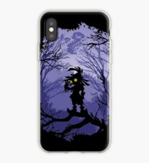 Zelda Majora's Mask Skullkid  iPhone Case