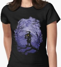 Zelda Majora's Mask Skullkid  Women's Fitted T-Shirt