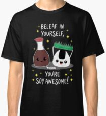 Soy awesome Classic T-Shirt