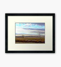 The Prairies (1) Framed Print