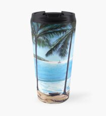 Long Island Beach, Australia Travel Mug