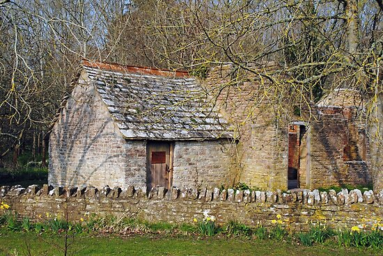 Tyneham - Frozen in Time by Photography  by Mathilde