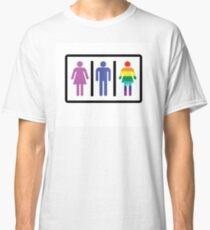 Lady boy Sign Classic T-Shirt