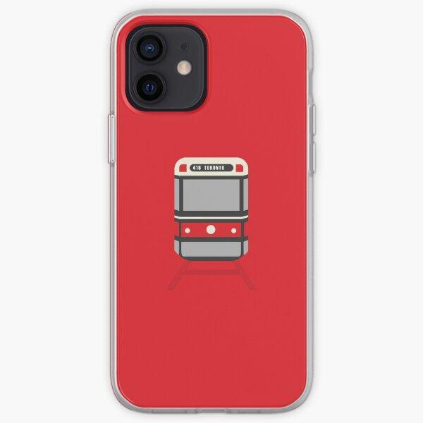 Toronto Streetcar  iPhone Soft Case