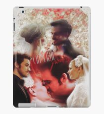 Design - Once Upon a Time (Captain Swan) iPad Case/Skin