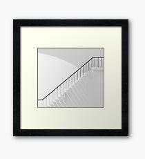 Shade at the Top Framed Print