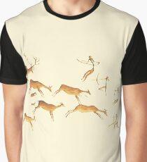 primitive art Graphic T-Shirt