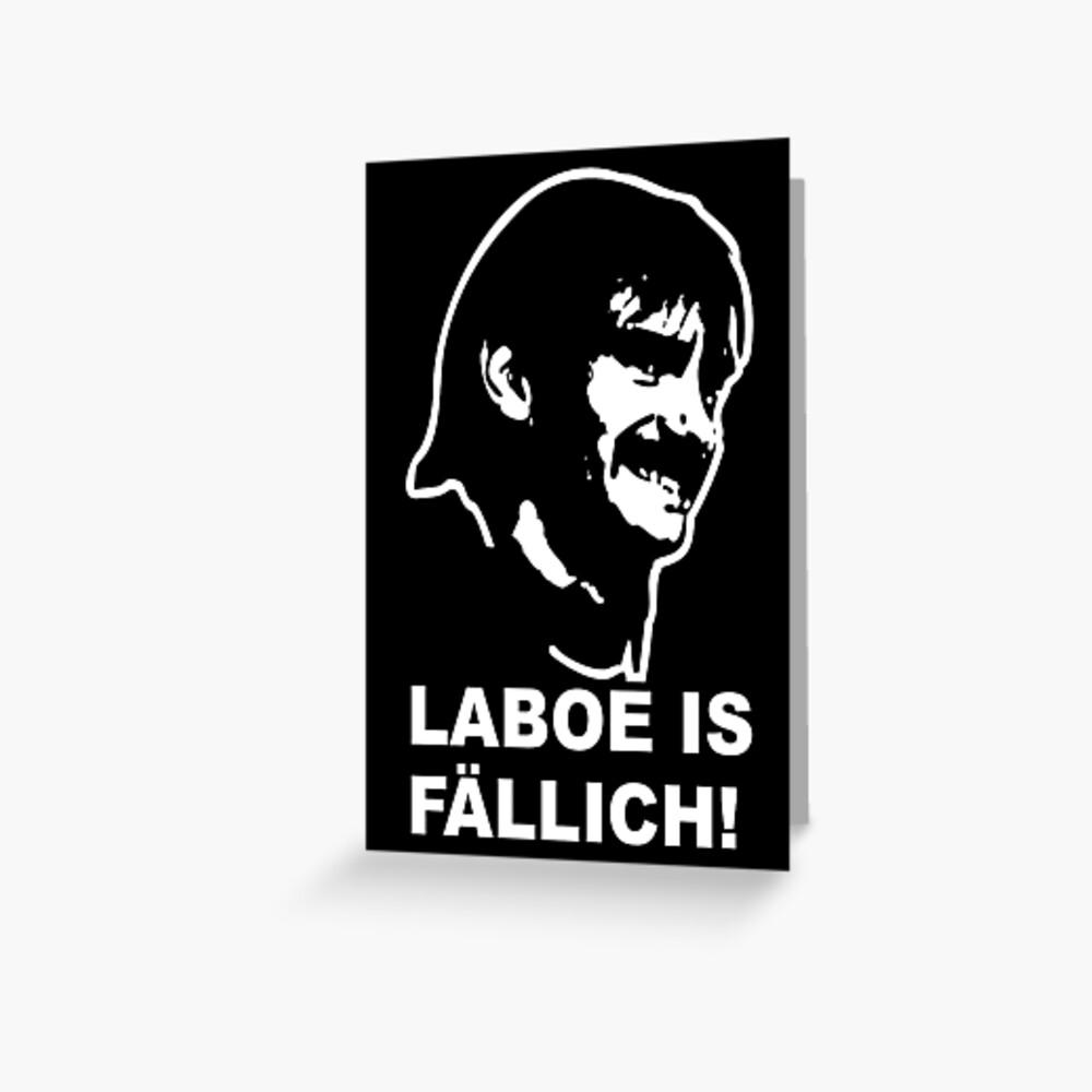Laboe Is Fällich