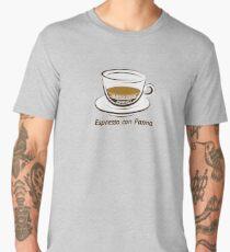Espresso con Panna Men's Premium T-Shirt
