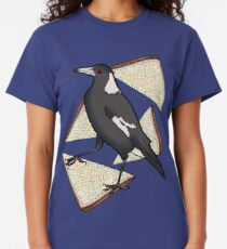 Lone Magpie and Fairy Bread Classic T-Shirt