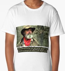 Trapper Mountain Monsters Long T-Shirt