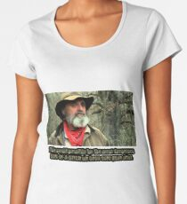 Trapper Mountain Monsters Women's Premium T-Shirt