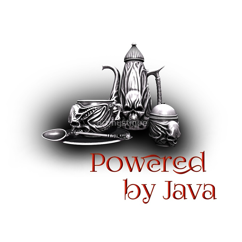 Powered by Java by artmystique