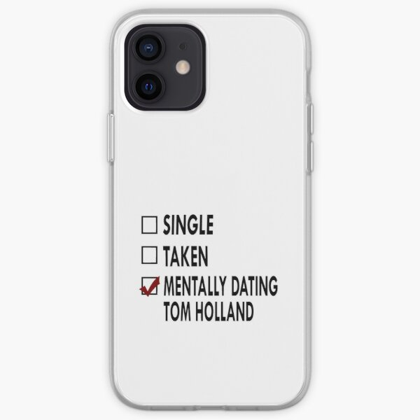 Dating Mr Holland iPhone Soft Case