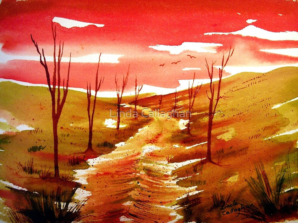 Red Skies by Linda Callaghan