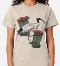 Lone Bin Chicken Classic T-Shirt