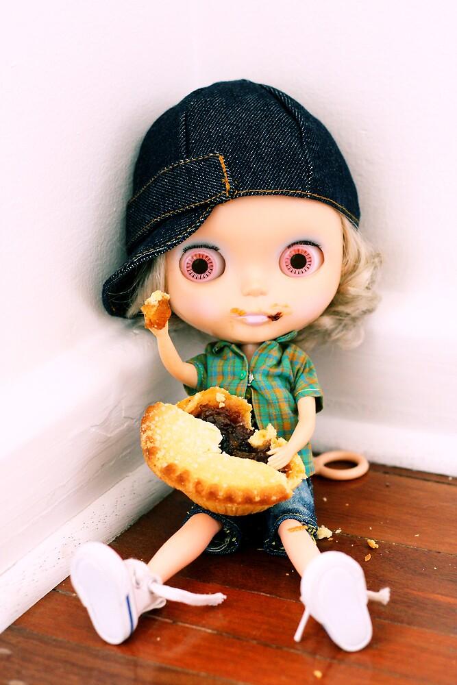 Little Jack Horner by Jodi Coyle