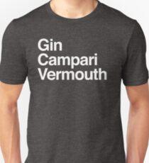 Negroni Unisex T-Shirt