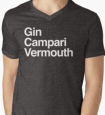 Negroni Men's V-Neck T-Shirt