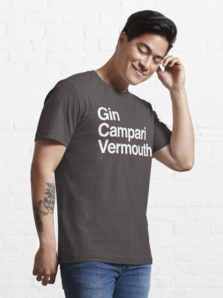 Alternate view of Negroni Essential T-Shirt
