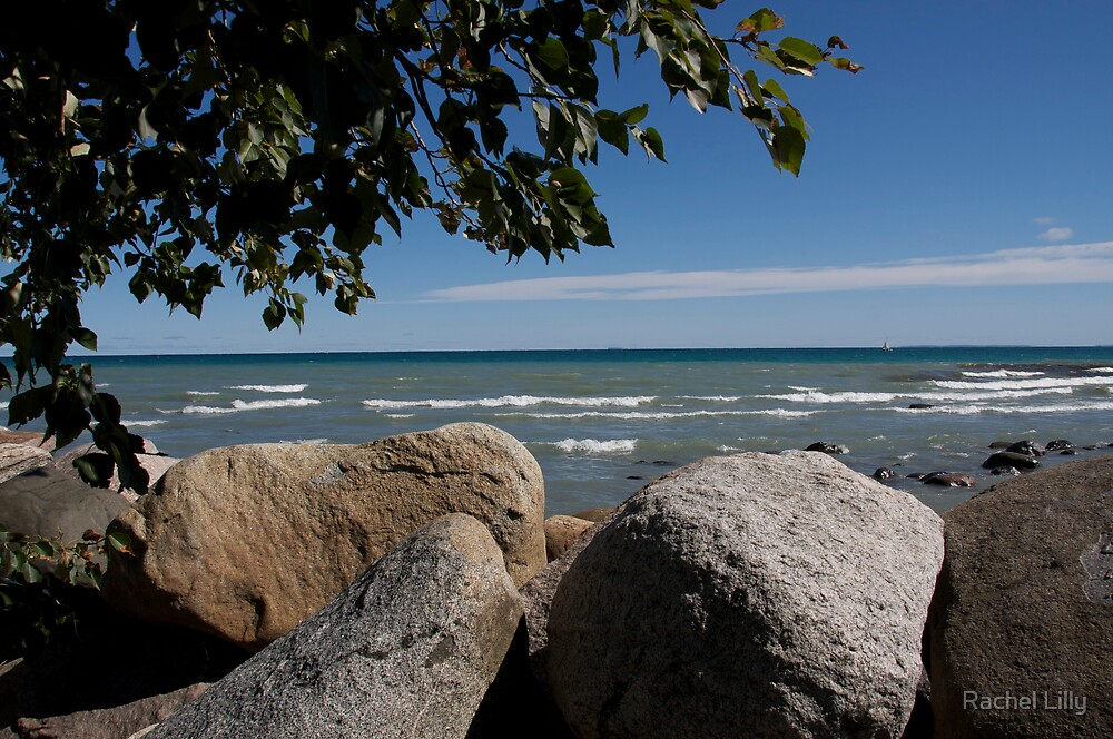 Lake Huron - One of the Greats by Rachel Lilly