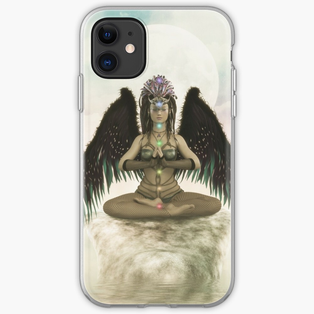 Angelic Peace iPhone Case & Cover