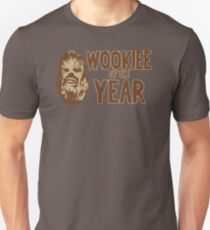 Wookie Of The Year NL113 Best Product T-Shirt