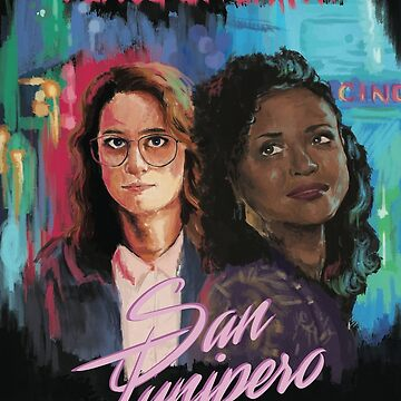 San Junipero by sneddy