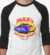 Mad Max's Speed shop Men's Baseball ¾ T-Shirt