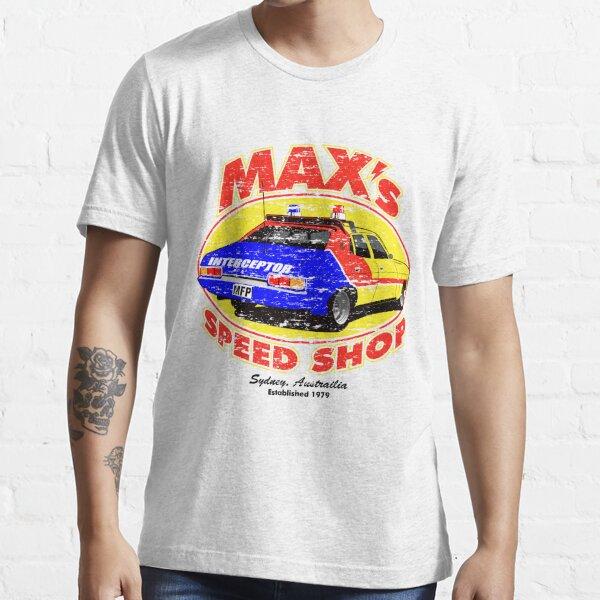Magasin de vitesse de Mad Max T-shirt essentiel
