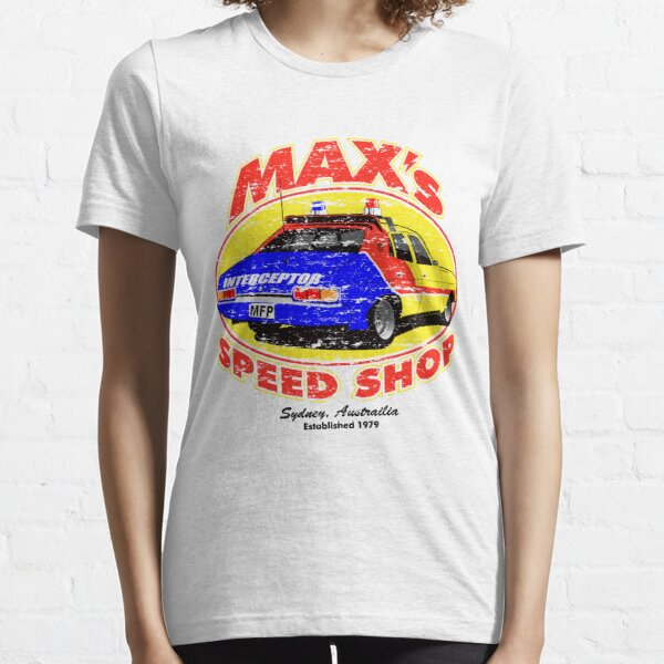 Mad Max's Speed shop Essential T-Shirt