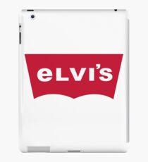 Elvi's Logo Parody iPad Case/Skin