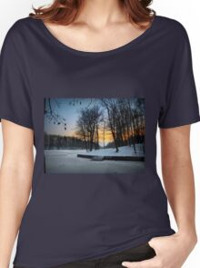 Ice Everywhere Women's Relaxed Fit T-Shirt