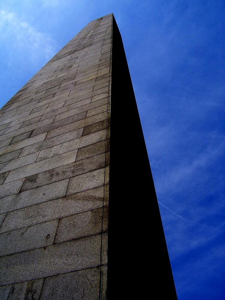 Bunker Hill, Boston MA by stafoste