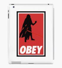 Kylo Ren OBEY  iPad Case/Skin
