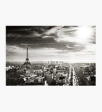 City of love Photographic Print