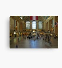Grand Central Station. Canvas Print