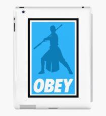 Rey OBEY iPad Case/Skin
